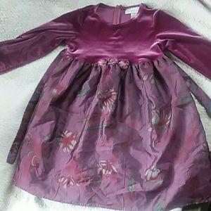 Other - 🌷  4t purple flower dress